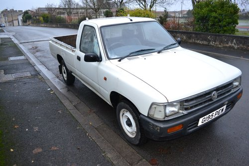 1989 TOYATA HILUX MK3 VW Taro Pickup For Sale (picture 2 of 6)
