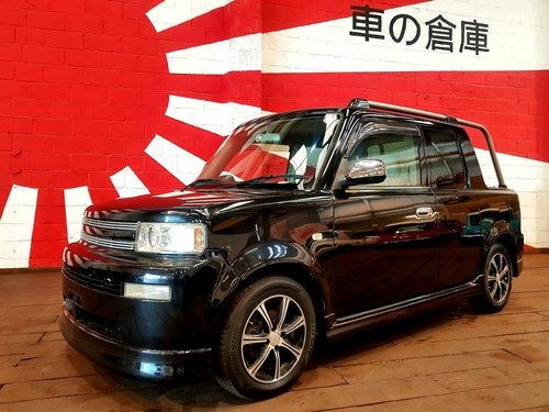2001 TOYOTA BB OPEN DECK AERO 1.5 AUTOMATIC * FULL OPENING REAR For Sale (picture 1 of 6)