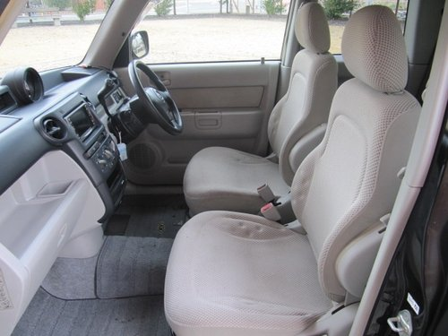 2001 TOYOTA BB OPEN DECK AERO 1.5 AUTOMATIC * FULL OPENING REAR For Sale (picture 3 of 6)