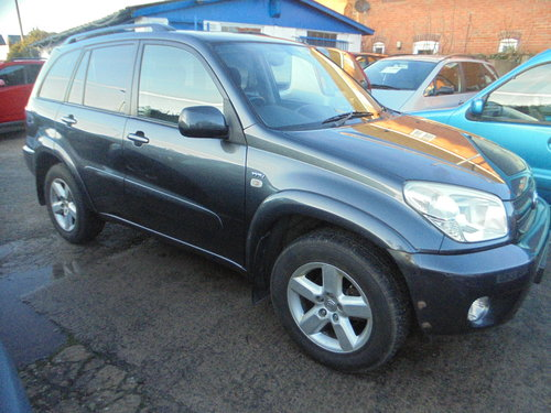 2005 RAV 4 5 DOOR ESTATE 4X4 2LTR PETROL 5 SPEED MANAUL MOTED  For Sale (picture 1 of 6)