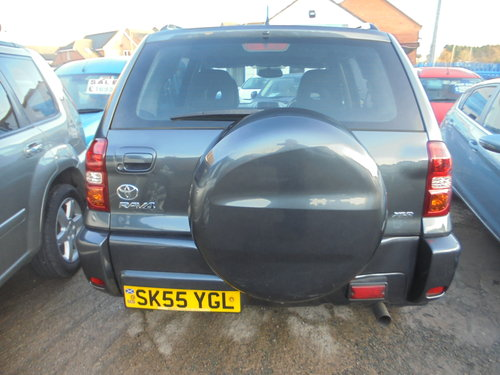 2005 RAV 4 5 DOOR ESTATE 4X4 2LTR PETROL 5 SPEED MANAUL MOTED  For Sale (picture 3 of 6)