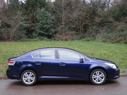 2009 Toyota Avensis T4 Auto.. Only 32,000 Miles.. FSH.. Top Spec SOLD (picture 6 of 6)
