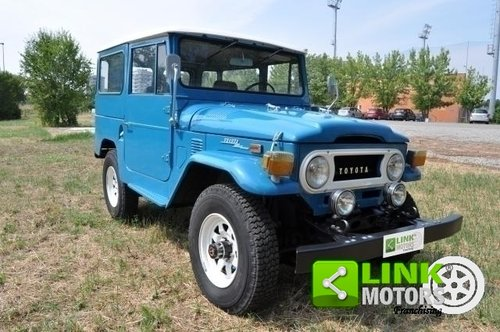1972 Toyota Land Cruiser FJ40 L For Sale (picture 1 of 6)