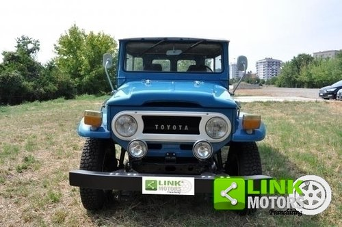 1972 Toyota Land Cruiser FJ40 L For Sale (picture 2 of 6)