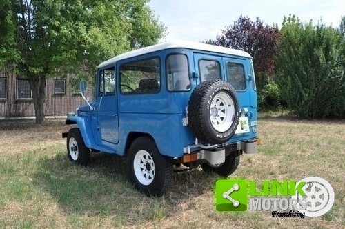 1972 Toyota Land Cruiser FJ40 L For Sale (picture 3 of 6)