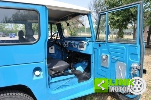 1972 Toyota Land Cruiser FJ40 L For Sale (picture 6 of 6)