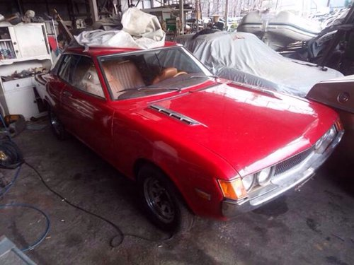 1974 Toyota Celica ST 1600 (TA22) For Sale (picture 1 of 6)