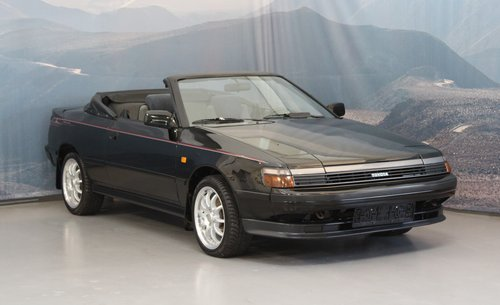 1988 Toyota Celica 2.0 GTi Convertible For Sale (picture 1 of 6)