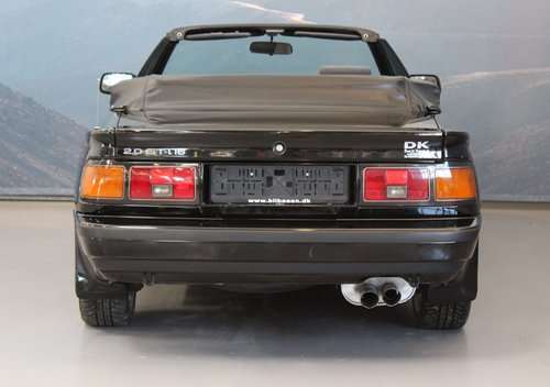 1988 Toyota Celica 2.0 GTi Convertible For Sale (picture 6 of 6)