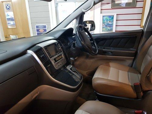 2003 Toyota Alphard, 4 Berth Camper Van Pop Top & Side Conversion SOLD (picture 3 of 6)