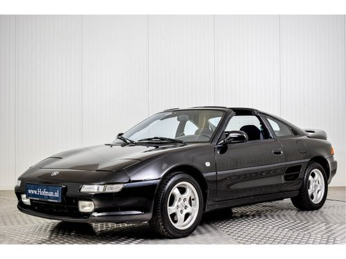 1990 Toyota MR2 GT-i 2.0 Targa For Sale (picture 1 of 6)