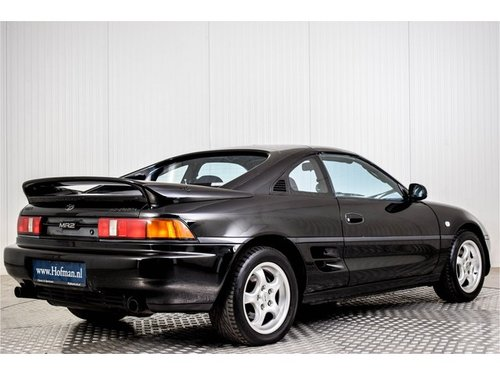 1990 Toyota MR2 GT-i 2.0 Targa For Sale (picture 2 of 6)