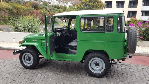 1980 Land Cruiser BJ40  68000 Kms (42500 Mls)  7 Seats  For Sale (picture 4 of 6)
