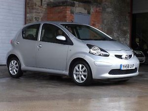 Picture of 2008 Toyota Aygo 1.0 VVTI Platinum 5DR SOLD