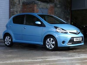 Picture of 2014 Toyota AYGO 1.0 VVT-I Move Style 5DR SOLD