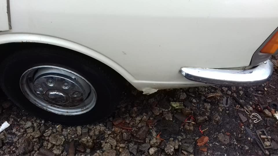 1971 TOYOTA COROLLA KE20 EASY ROLLING RESTORATION  For Sale (picture 4 of 6)