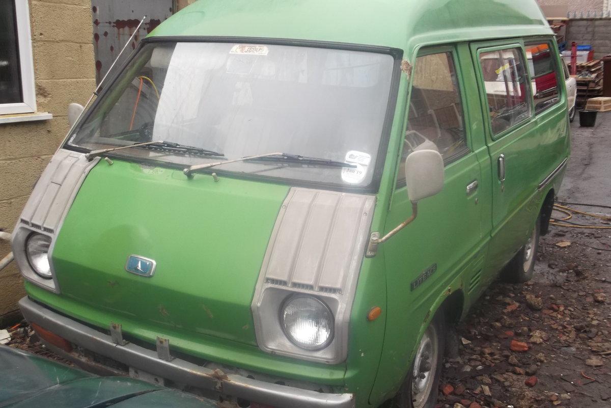 1978 Toyota LiteAce Estate Diesel Van RHD  For Sale (picture 1 of 6)