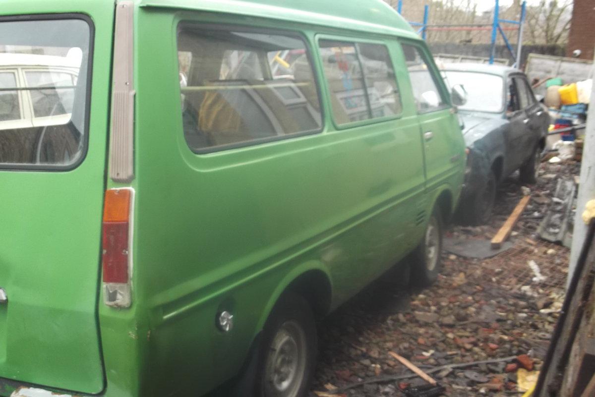 1978 Toyota LiteAce Estate Diesel Van RHD  For Sale (picture 2 of 6)