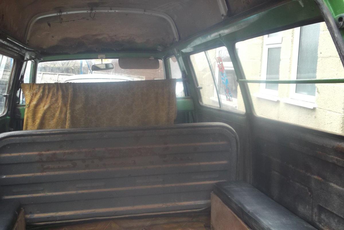 1978 Toyota LiteAce Estate Diesel Van RHD  For Sale (picture 6 of 6)