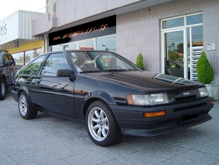 1985 Toyota Corolla GT Twin Cam 16V Coupe (AE86) For Sale (picture 1 of 6)
