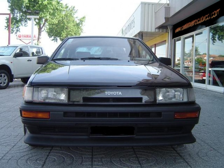 1985 Toyota Corolla GT Twin Cam 16V Coupe (AE86) For Sale (picture 6 of 6)