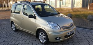 2004 Yaris verso 1.3 t-spirit auto 2 owners 18k ftsh    For Sale