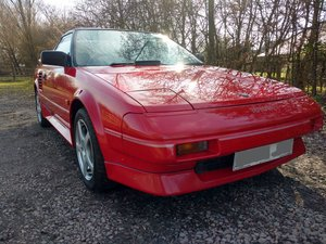 1988 MK1 MR2 Stunning Original Condition For Sale