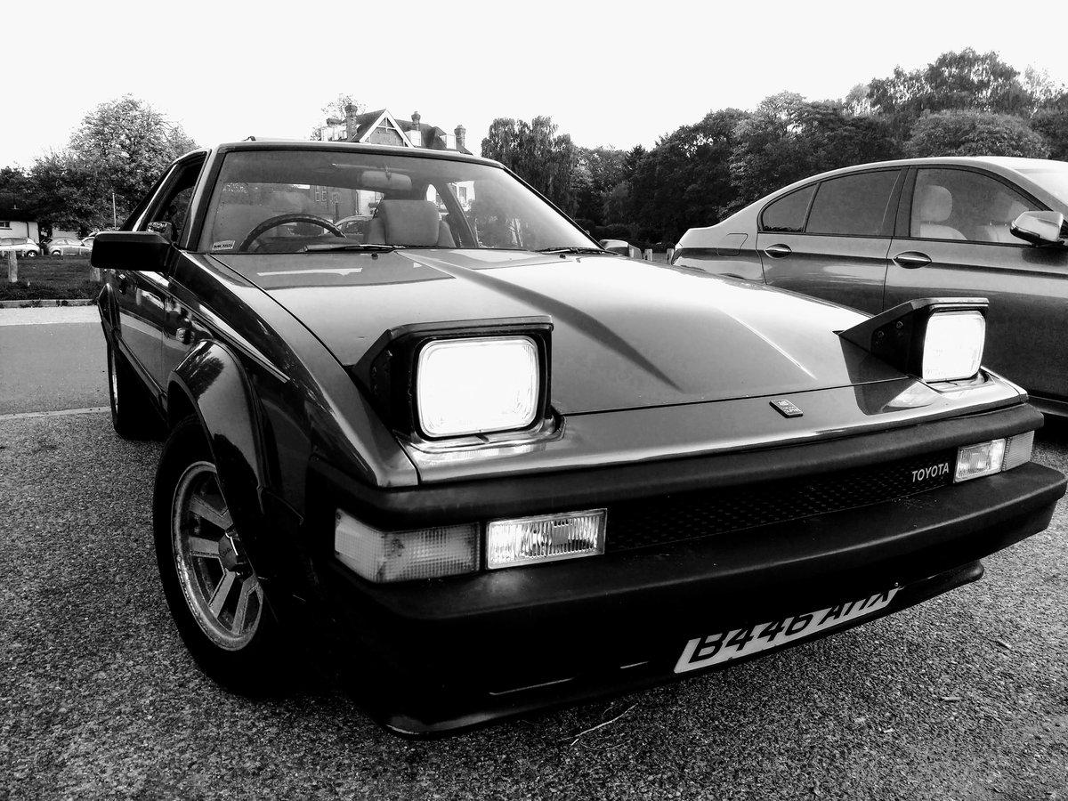 Rare Toyota Celica Supra MA61 1984 For Sale (picture 1 of 6)