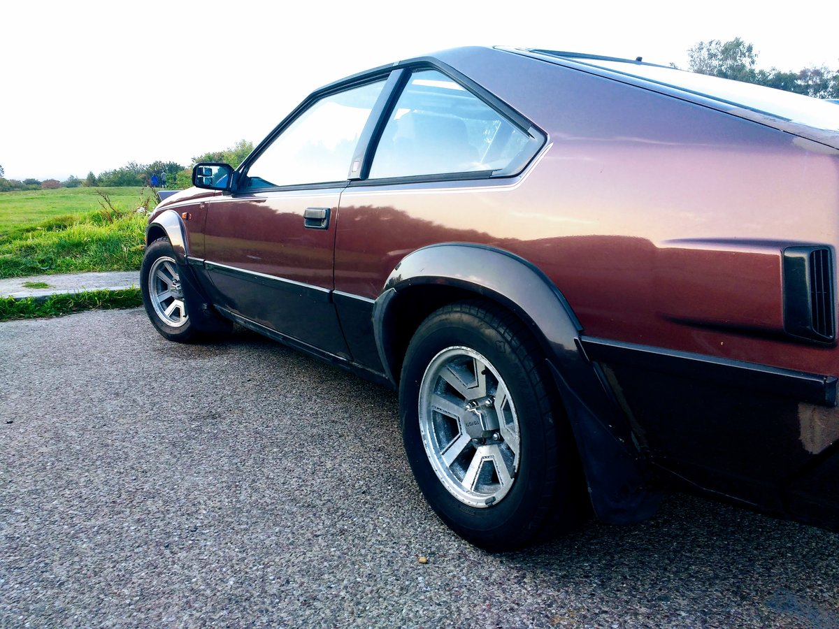 Rare Toyota Celica Supra MA61 1984 For Sale (picture 2 of 6)
