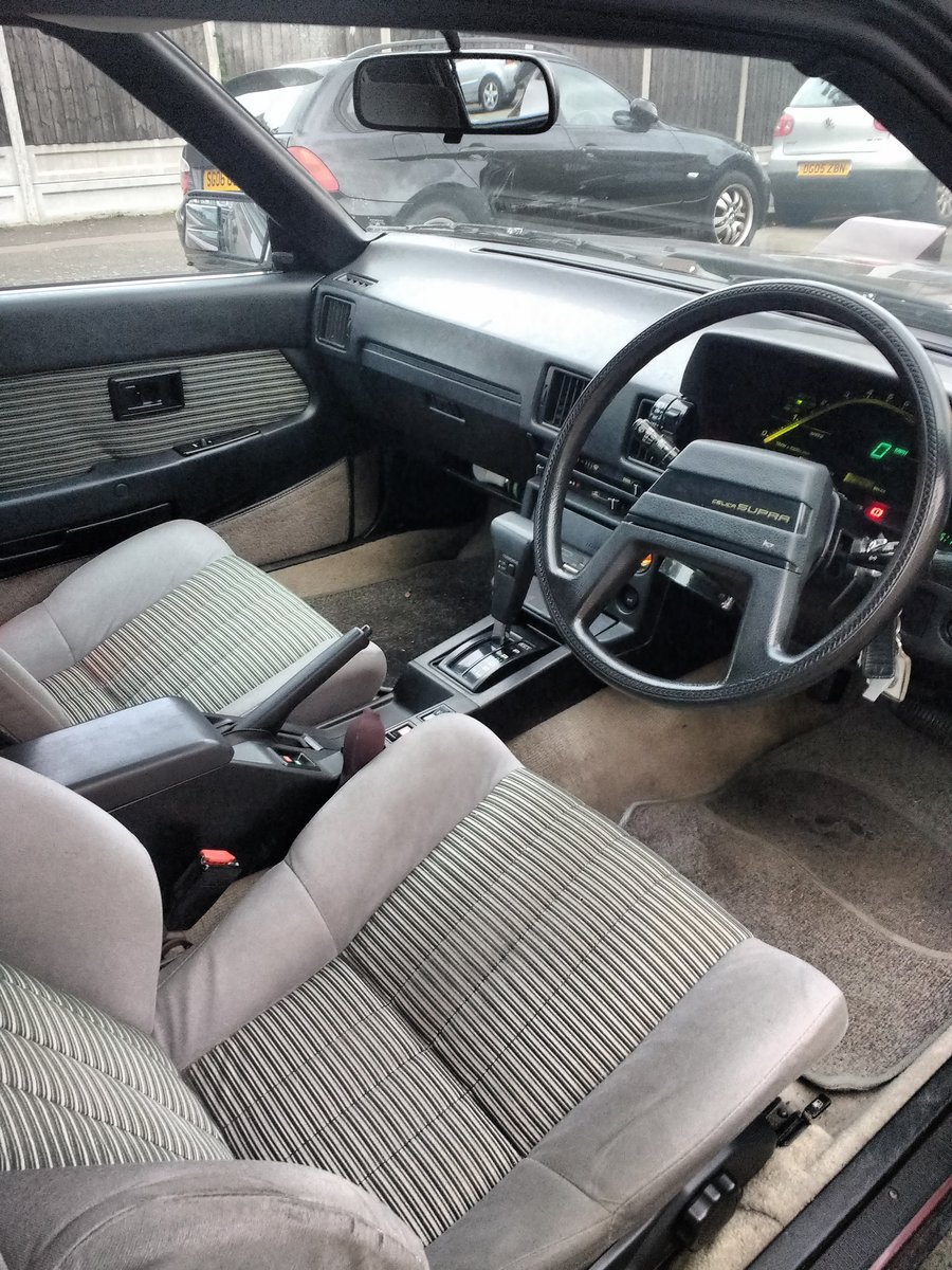 Rare Toyota Celica Supra MA61 1984 For Sale (picture 3 of 6)