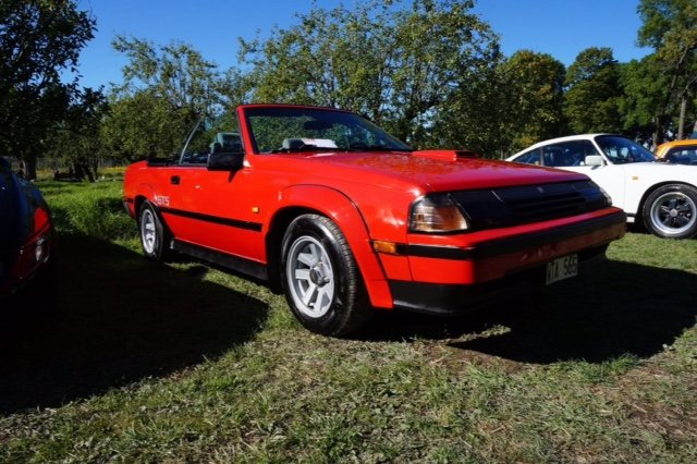 1985 Toyota Celica GTS Convertible For Sale (picture 1 of 6)
