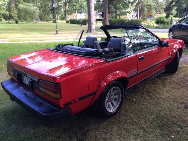 1985 Toyota Celica GTS Convertible For Sale (picture 4 of 6)