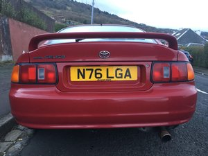 1994 Toyota Celica Coupe For Sale by Auction