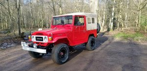 1983 Toyota FJ40 Land Cruiser For Sale by Auction