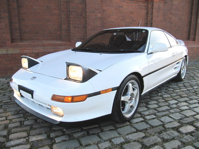 TOYOTA MR2 1990 2.0 COUPE MANUAL * LOW MILEAGE *  For Sale (picture 1 of 6)