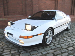 TOYOTA MR2 1990 2.0 COUPE MANUAL * LOW MILEAGE *