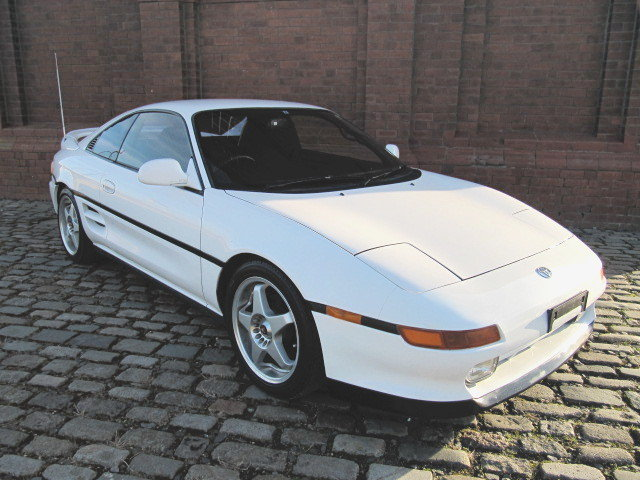 TOYOTA MR2 1990 2.0 COUPE MANUAL * LOW MILEAGE *  For Sale (picture 2 of 6)