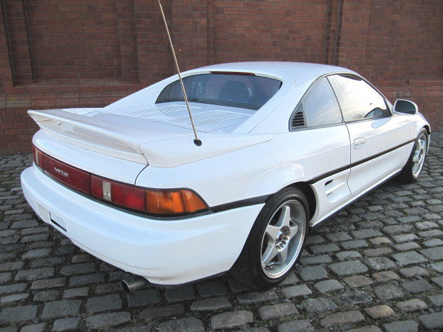 TOYOTA MR2 1990 2.0 COUPE MANUAL * LOW MILEAGE *  For Sale (picture 3 of 6)