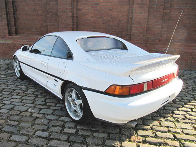 TOYOTA MR2 1990 2.0 COUPE MANUAL * LOW MILEAGE *  For Sale (picture 4 of 6)