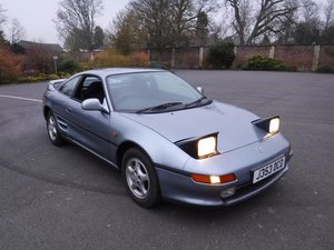 **MARCH AUCTION**1991 Toyota MR2 GT SOLD by Auction