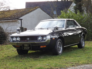 1975 Toyota Celica Mk1 TA22 GT 25168 kms  For Sale by Auction