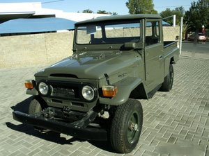 1974 Toyota Landcruiser HJ45 For Sale