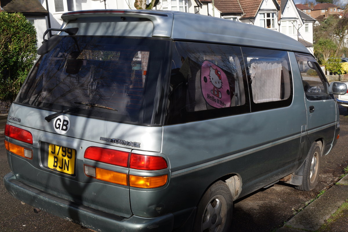 1992 TOYOTA TOWNACE ROYALE 8 SEATER For Sale (picture 2 of 2)