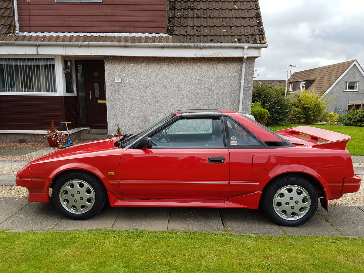 1989 Toyota MR2 Mk1 T Bar For Sale (picture 1 of 6)