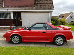 1989 Toyota MR2 Mk1 T Bar
