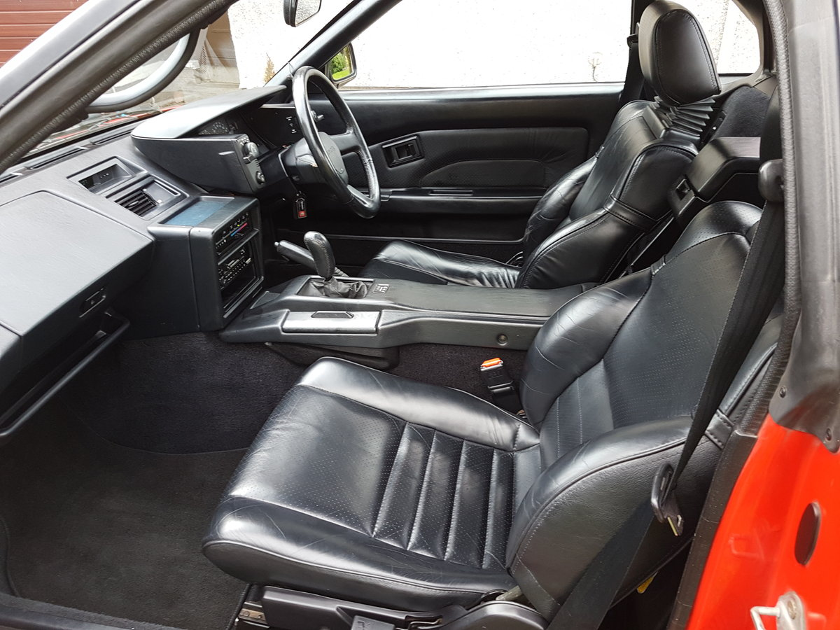 1989 Toyota MR2 Mk1 T Bar For Sale (picture 3 of 6)
