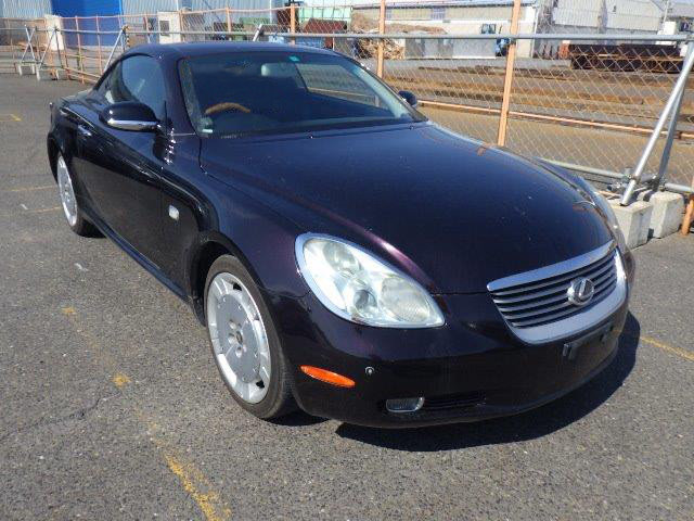 TOYOTA SOARER 2002 LEXUS SC 430 COUPE CONVERTIBLE * V8 *  For Sale (picture 1 of 6)