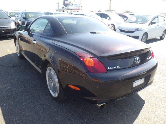 TOYOTA SOARER 2002 LEXUS SC 430 COUPE CONVERTIBLE * V8 *  For Sale (picture 4 of 6)