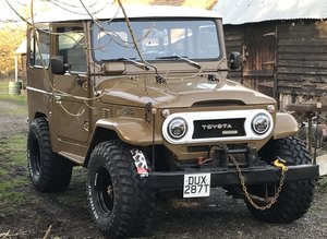 1979 Toyota BJ40 For Sale