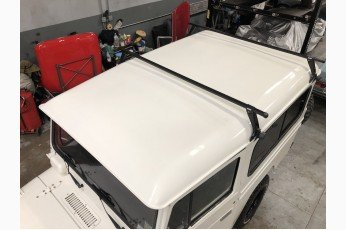 1981 Toyota Land Cruiser FJ43 4x4 = Clean Ivory driver  $45k For Sale (picture 3 of 6)